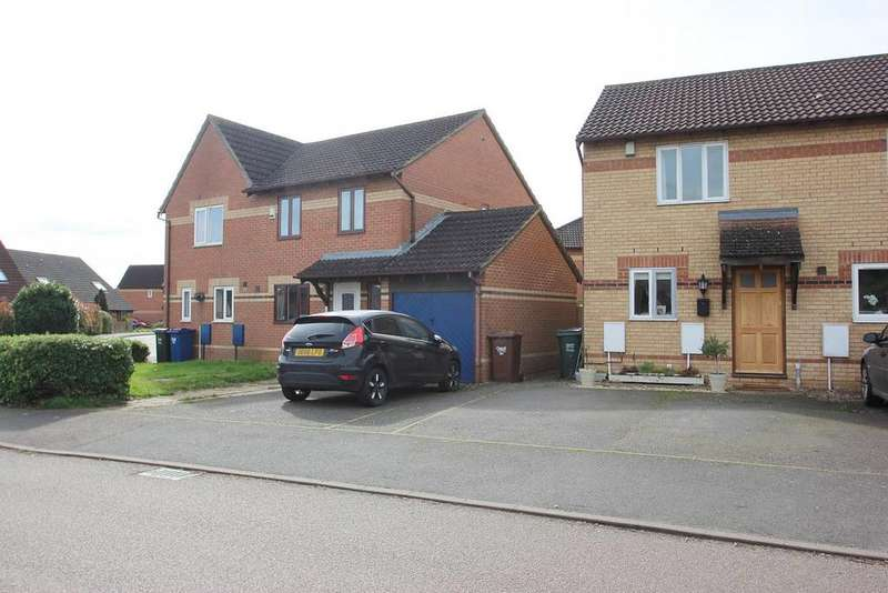 2 Bedrooms End Of Terrace House for sale in Mulberry View, Bicester OX26
