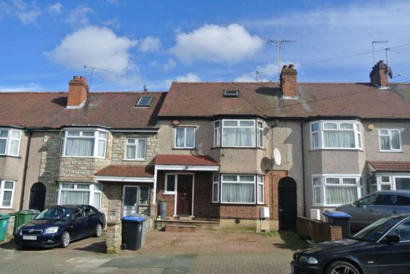 5 Bedrooms House for sale in Randall Avenue, Neasden, NW2