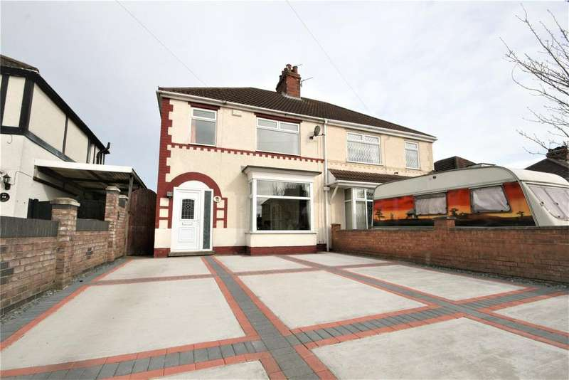 3 Bedrooms Semi Detached House for sale in Beeley Road, Grimsby, DN32