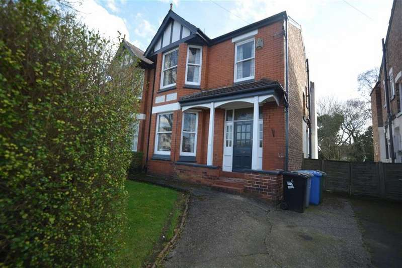 4 Bedrooms Semi Detached House for sale in Sandy Lane, STRETFORD