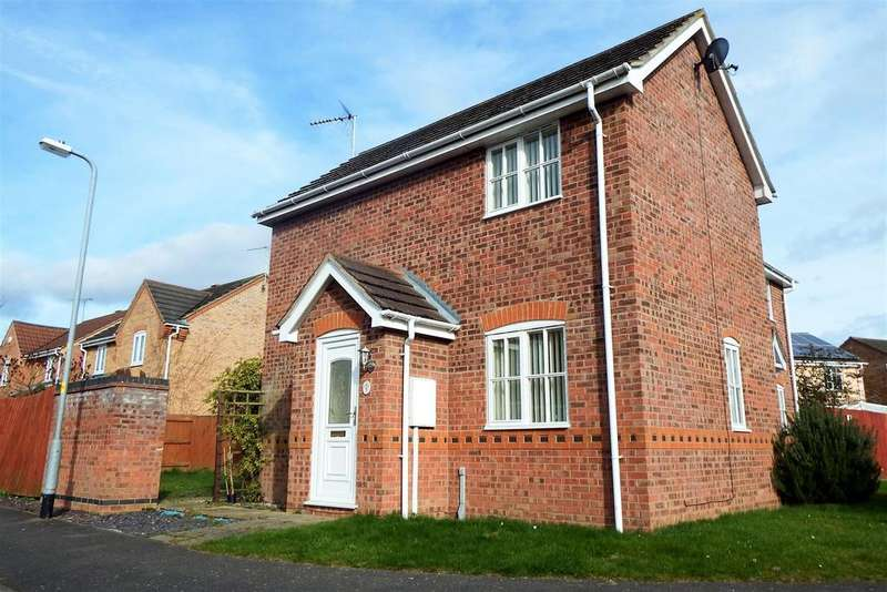 2 Bedrooms Semi Detached House for sale in Stephenson Close, Boston