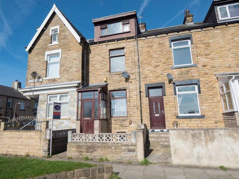 4 Bedrooms Terraced House for sale in Rochester Street, Bradford, BD3 8AU