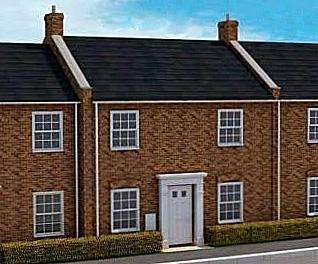 3 Bedrooms Town House for sale in Wittel Close, Whittlesey, Peterborough PE7
