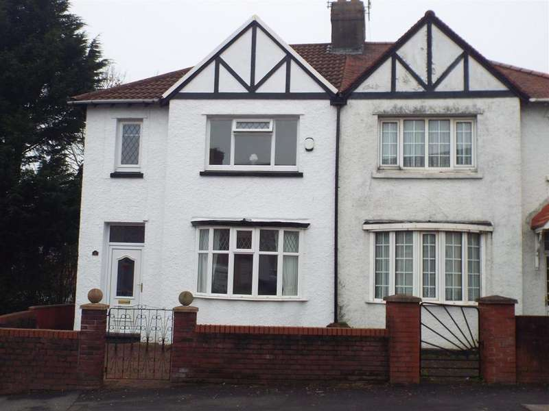 3 Bedrooms Semi Detached House for sale in Felinfoel Road, Llanelli