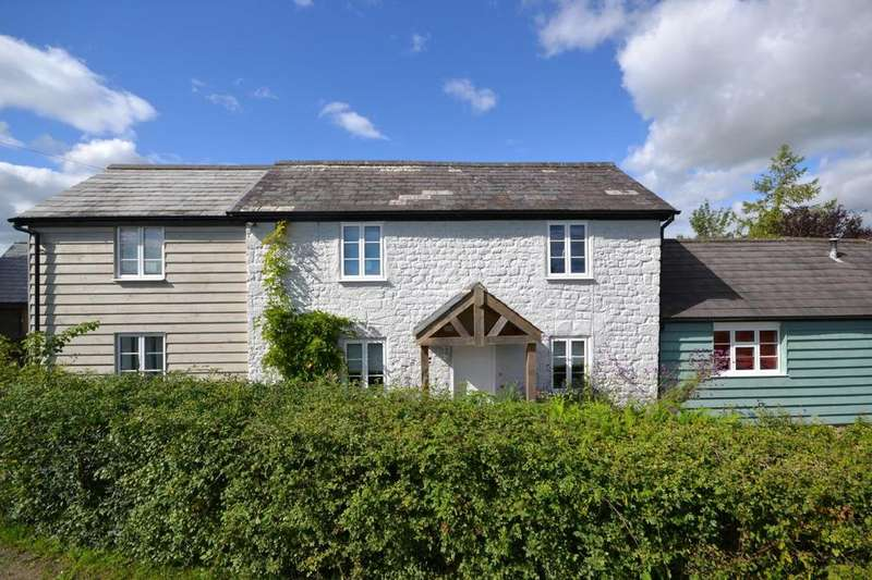 4 Bedrooms Detached House for sale in Whitehill Lane, Mere, Warminster, Wiltshire, BA12