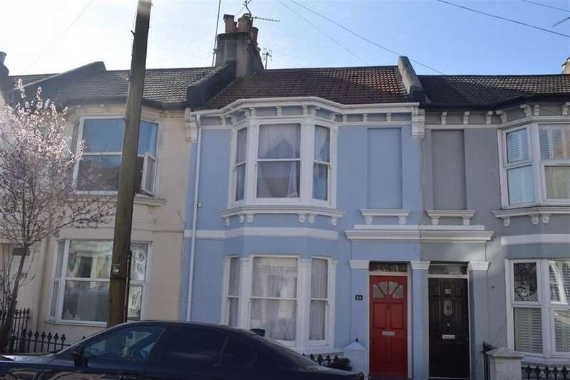 1 Bedroom Flat for rent in Newmarket Road, Brightron, BN2 3QF.