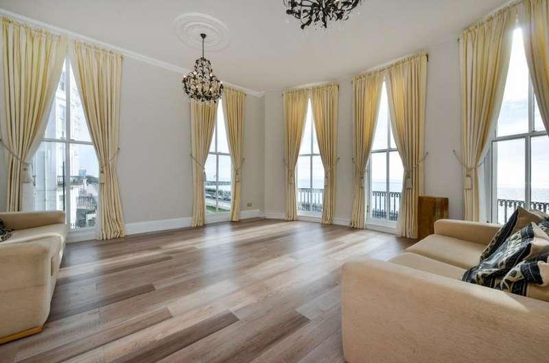 3 Bedrooms Flat for sale in Percival Terrace Brighton BN2