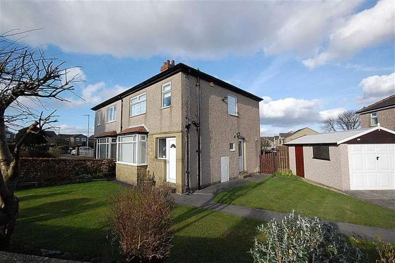 3 Bedrooms Semi Detached House for sale in Goldington Avenue, Oakes, Huddersfield, HD3