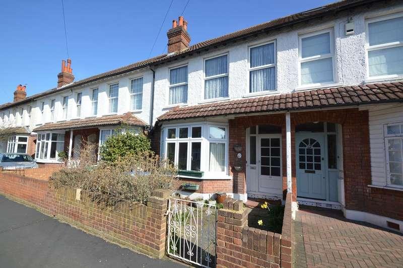 3 Bedrooms Terraced House for sale in Annett Road, WALTON ON THAMES KT12