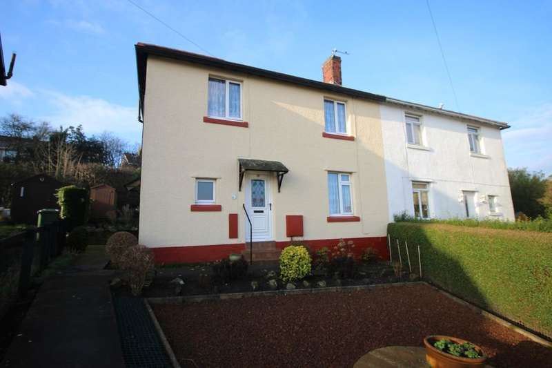 3 Bedrooms Semi Detached House for sale in Clayport Gardens, Alnwick, NE66
