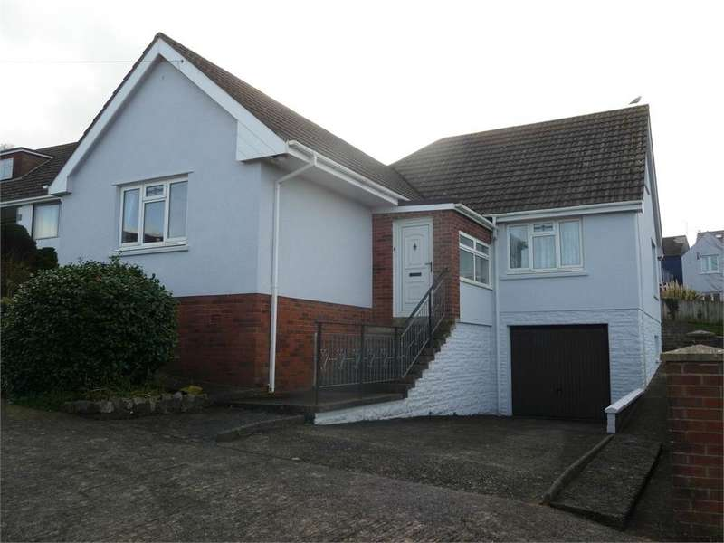 4 Bedrooms Detached Bungalow for sale in Y Gesail, Brynsiriol, Fishguard, Pembrokeshire