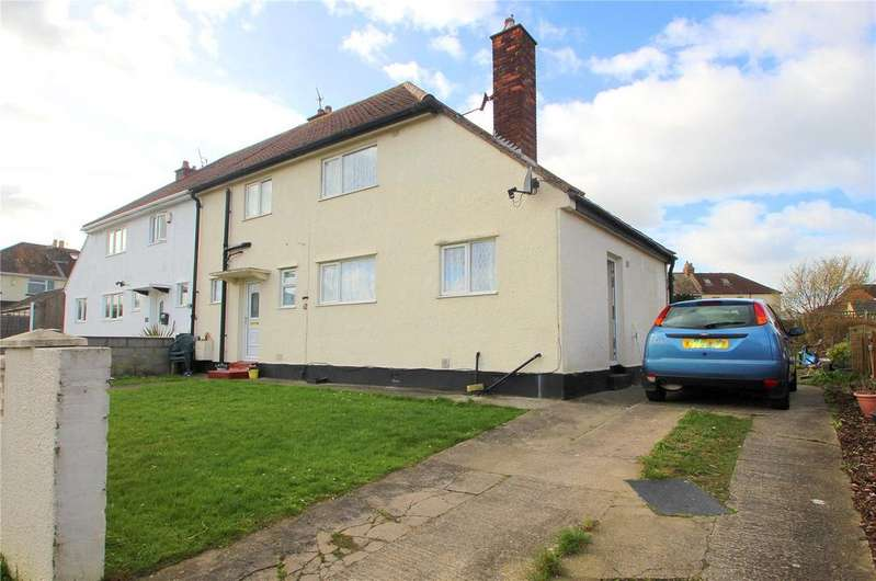 3 Bedrooms Semi Detached House for sale in Wyatt Avenue, Bishopsworth, Bristol, BS13