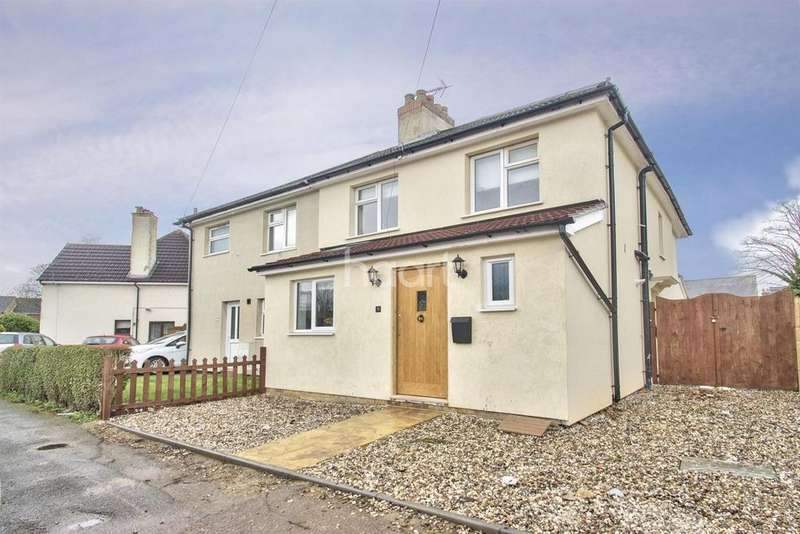 3 Bedrooms Semi Detached House for sale in Cambridge Gardens, St Neots