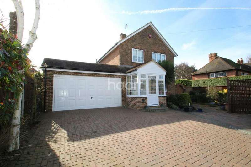 3 Bedrooms Detached House for sale in Lanthorne Road, Broadstairs, CT10