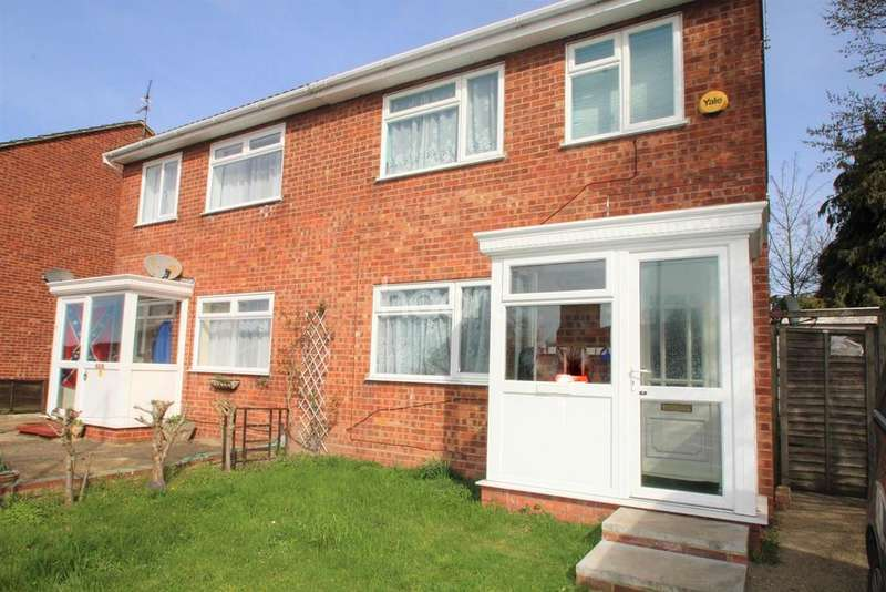 3 Bedrooms Semi Detached House for sale in Greenstead