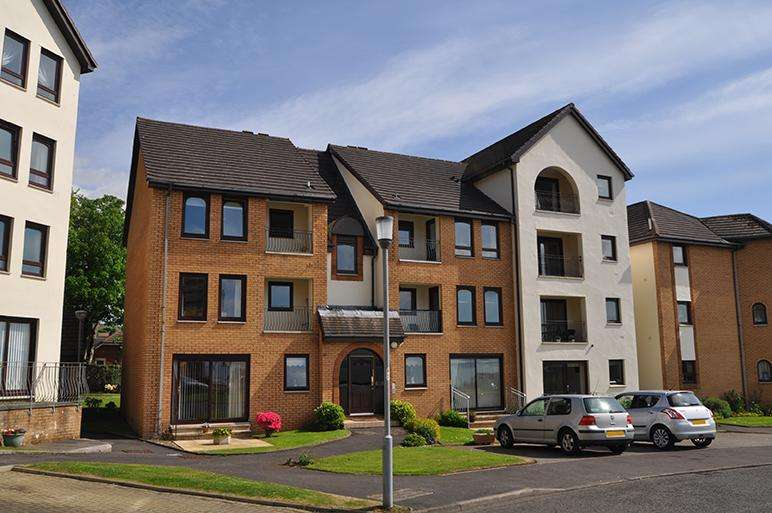 2 Bedrooms Apartment Flat for sale in 32 Hollywood, Largs, KA30 8SP
