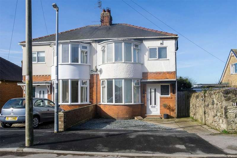 3 Bedrooms Semi Detached House for sale in Chestnut Avenue, WITHERNSEA, East Riding of Yorkshire