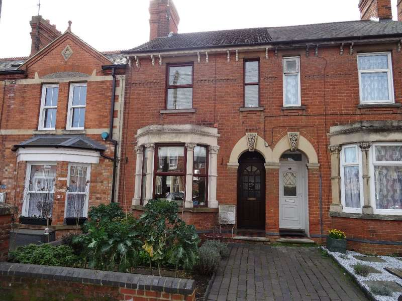 3 Bedrooms Terraced House for sale in MIDLAND ROAD, OLNEY