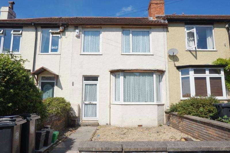 5 Bedrooms Terraced House for rent in Dovercourt Road, Horfield, Bristol, BS7 9SF