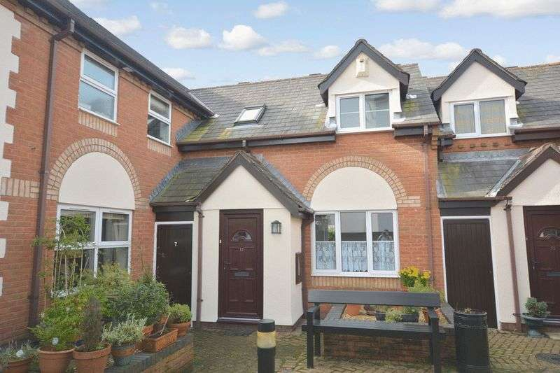 2 Bedrooms Retirement Property for sale in Tremaine Close, Honiton, EX14 1FZ