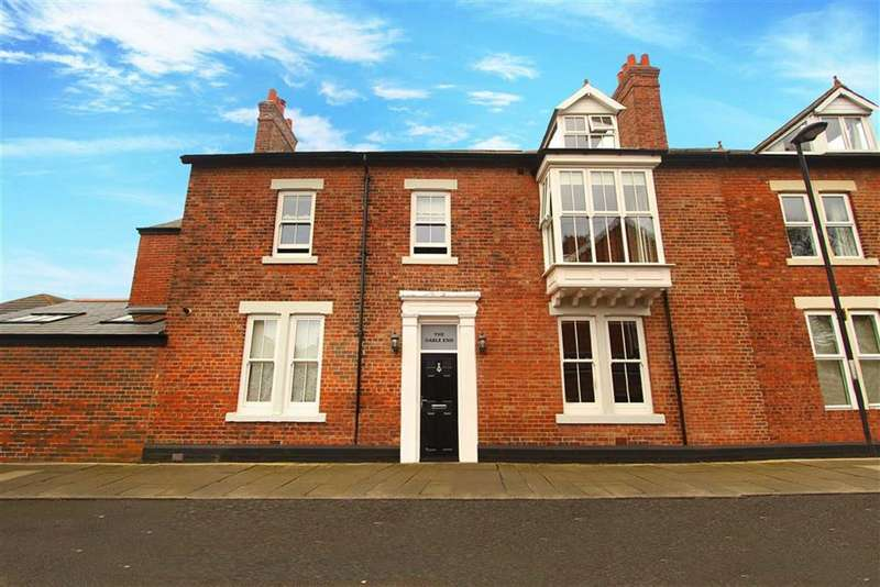 4 Bedrooms Semi Detached House for sale in Sanderson Road, Whitley Bay