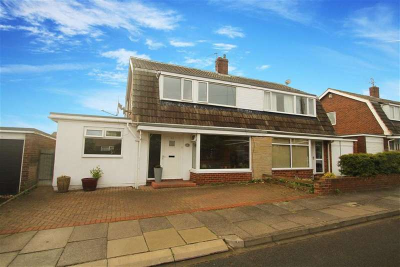 4 Bedrooms Semi Detached House for sale in Tilmouth Avenue, Holywell