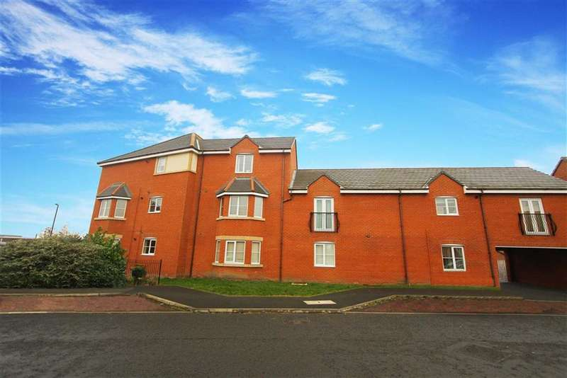 2 Bedrooms Flat for sale in Bayfield, West Allotment, Tyne And Wear