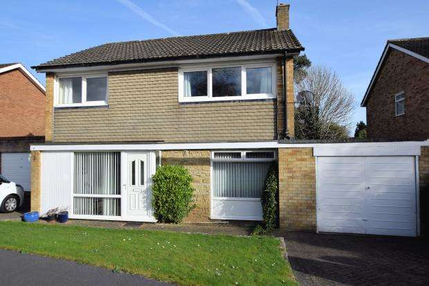 4 Bedrooms Detached House for sale in Scalby Beck Road, Scarborough, North Yorkshire YO13 0RE