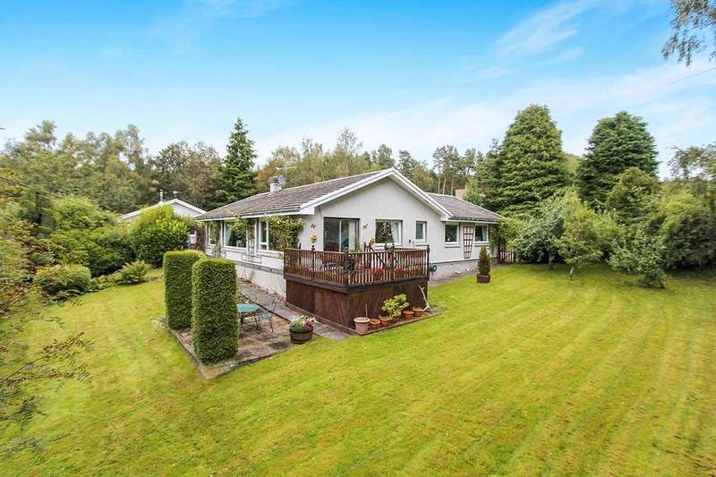 4 Bedrooms Bungalow for sale in The Shieling Achandunie, Ardross, Alness, IV17