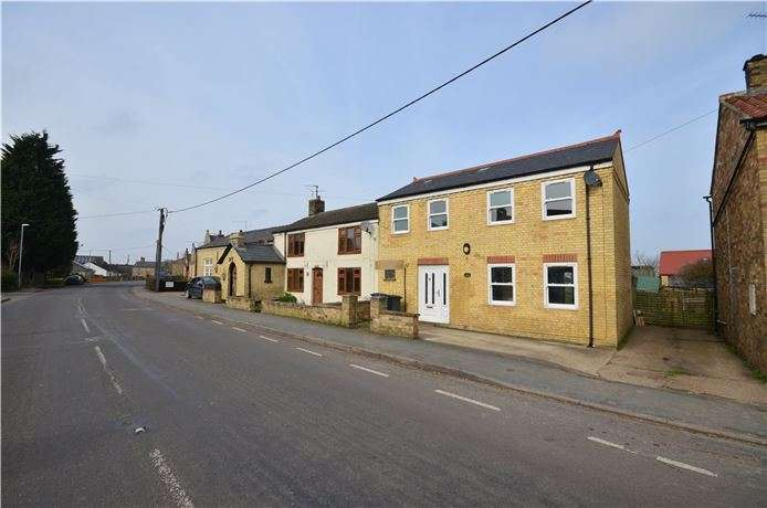 3 Bedrooms End Of Terrace House for sale in North Street, Wicken, Ely