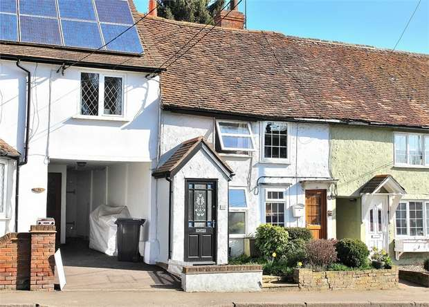 2 Bedrooms Cottage House for sale in Dunmow, Essex