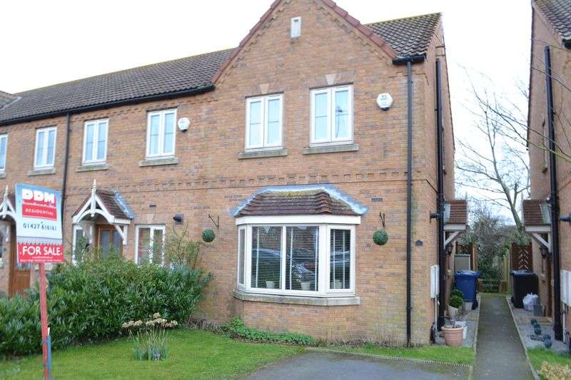 3 Bedrooms Terraced House for sale in Horsley Road, Gainsborough
