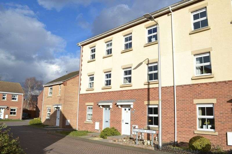3 Bedrooms Terraced House for sale in McCarthy Close, Grimsby