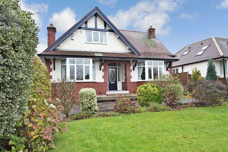 3 Bedrooms Detached Bungalow for sale in Park Lane, Pontefract