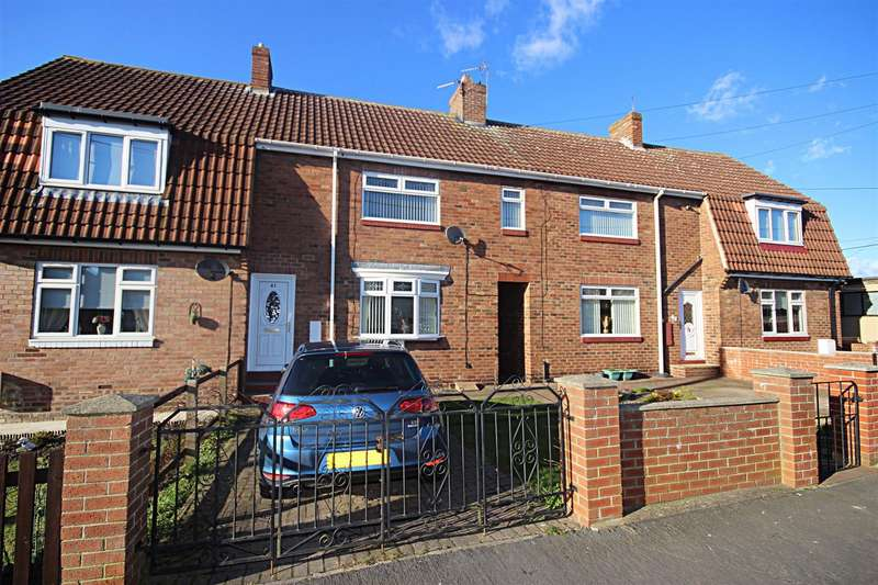 3 Bedrooms Property for sale in Wheatley Terrace, Wheatley Hill, Durham