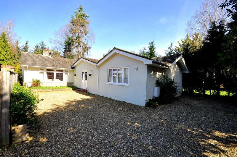 3 Bedrooms Detached Bungalow for sale in Ashley Heath, Ringwood, BH24 2EH