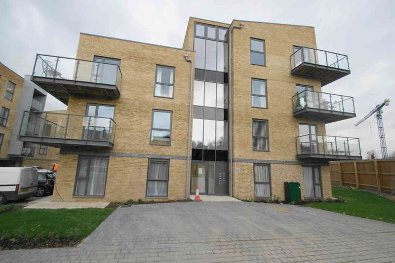 1 Bedroom Apartment Flat for sale in Nash Mills, Hemel Hempstead