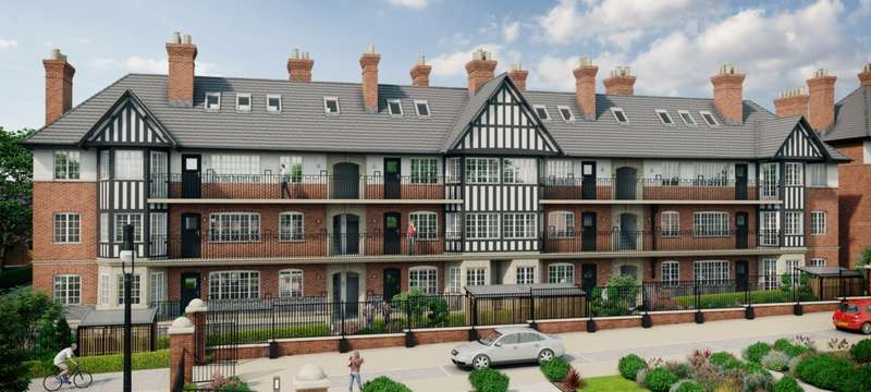 1 Bedroom Apartment Flat for sale in Bevington Street, Liverpool, L3