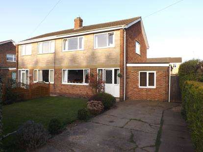 4 Bedrooms Semi Detached House for sale in Brackenborough Road, Louth