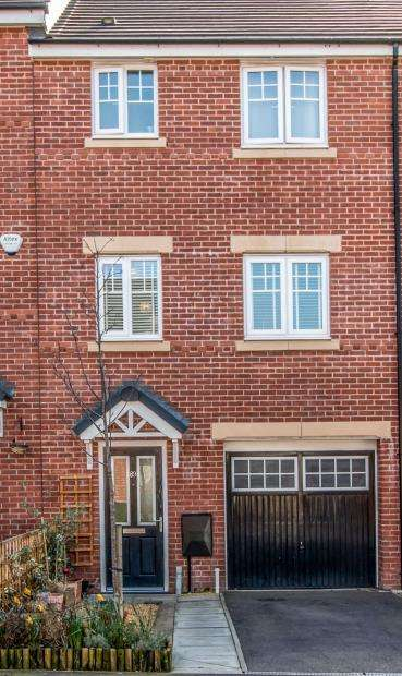 4 Bedrooms Terraced House for sale in Holden Drive, Pendlebury, Swinton, Manchester