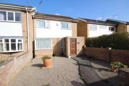 5 Bedrooms Semi Detached House for sale in Bellhouse Way, York