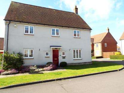 4 Bedrooms Detached House for sale in Mere, Warminster, Wiltshire
