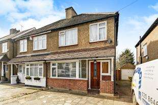 3 Bedrooms Semi Detached House for sale in Sunningdale Road, Sutton, Surrey, Greater London