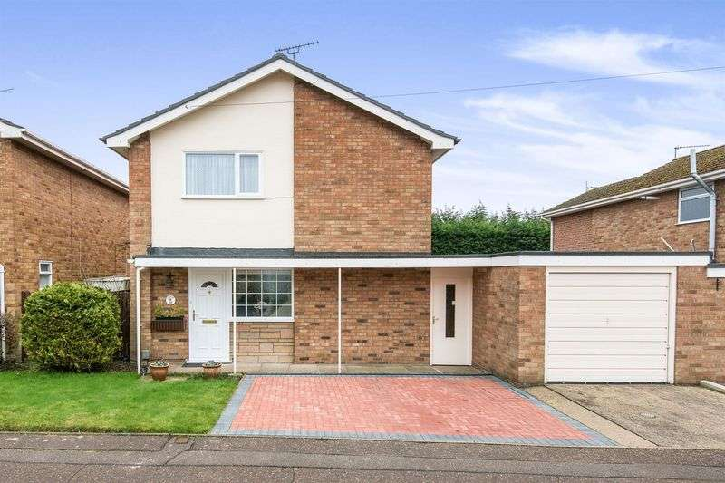 3 Bedrooms Detached House for sale in Sprowston,, Norwich