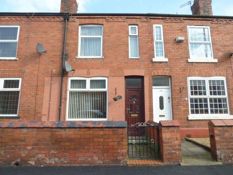 2 Bedrooms Terraced House for sale in Gorsey Lane