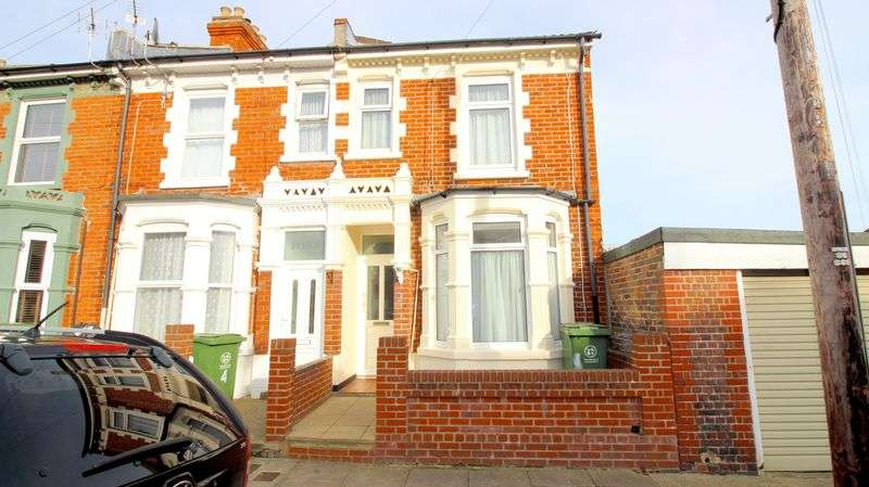 3 Bedrooms Terraced House for sale in Ripley Grove, Portsmouth