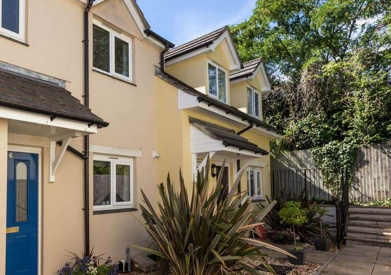 3 Bedrooms Terraced House for sale in Palace Gardens, Chudleigh