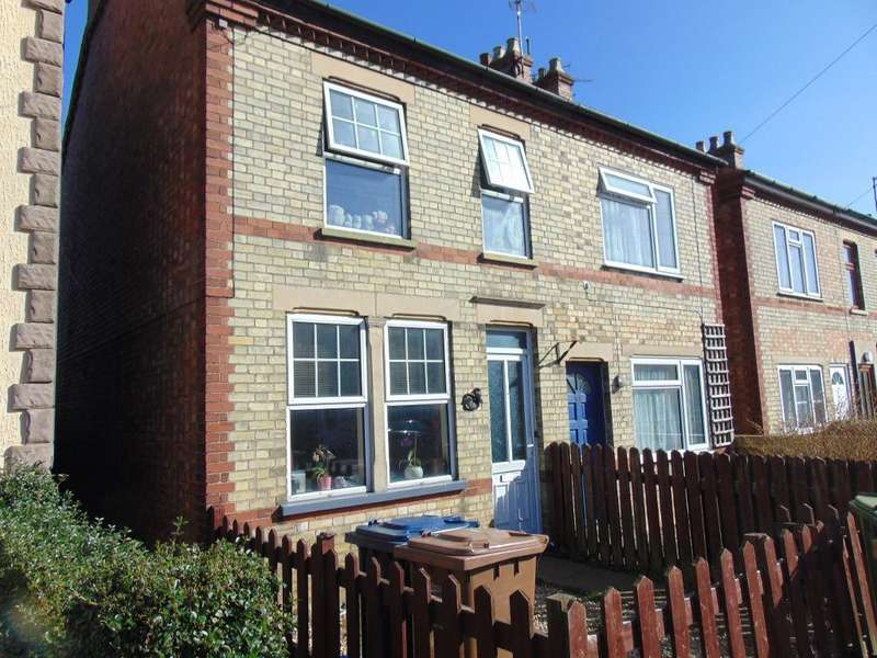 3 Bedrooms Semi Detached House for sale in Osbourne Road, Wisbech, Cambridgeshire, PE13 3JW
