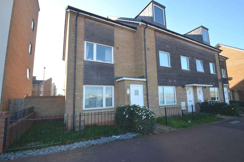 2 Bedrooms End Of Terrace House for sale in Broughton