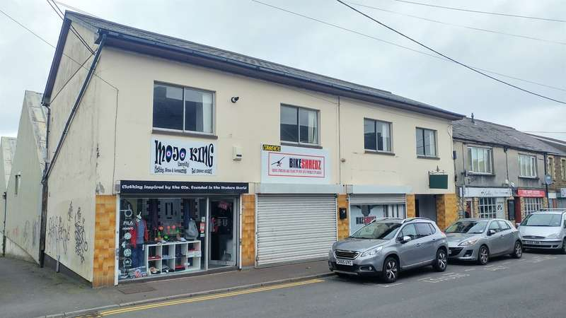 Commercial Property for sale in Clive Street, Caerphilly